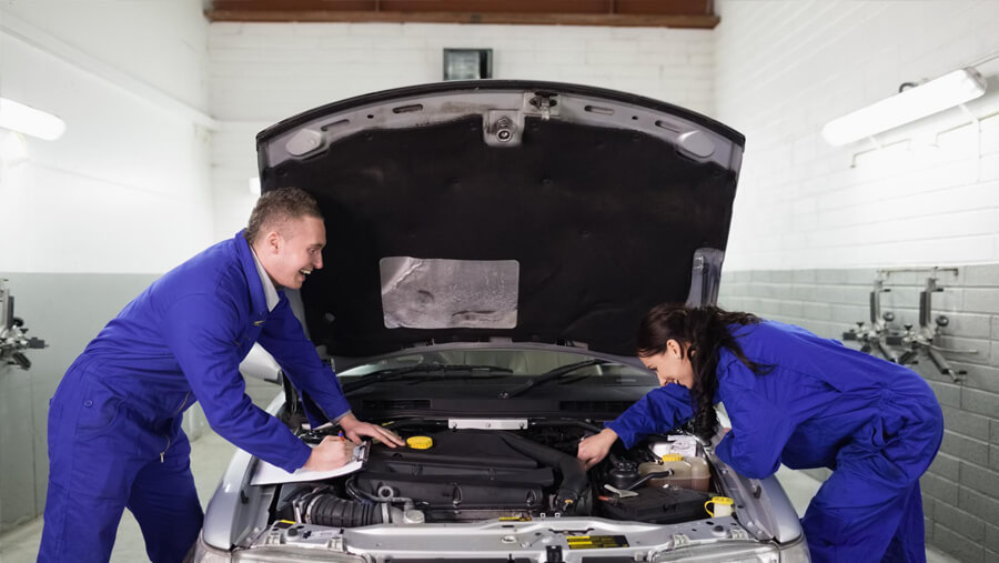 Concord Transmission Repair provides fleet services