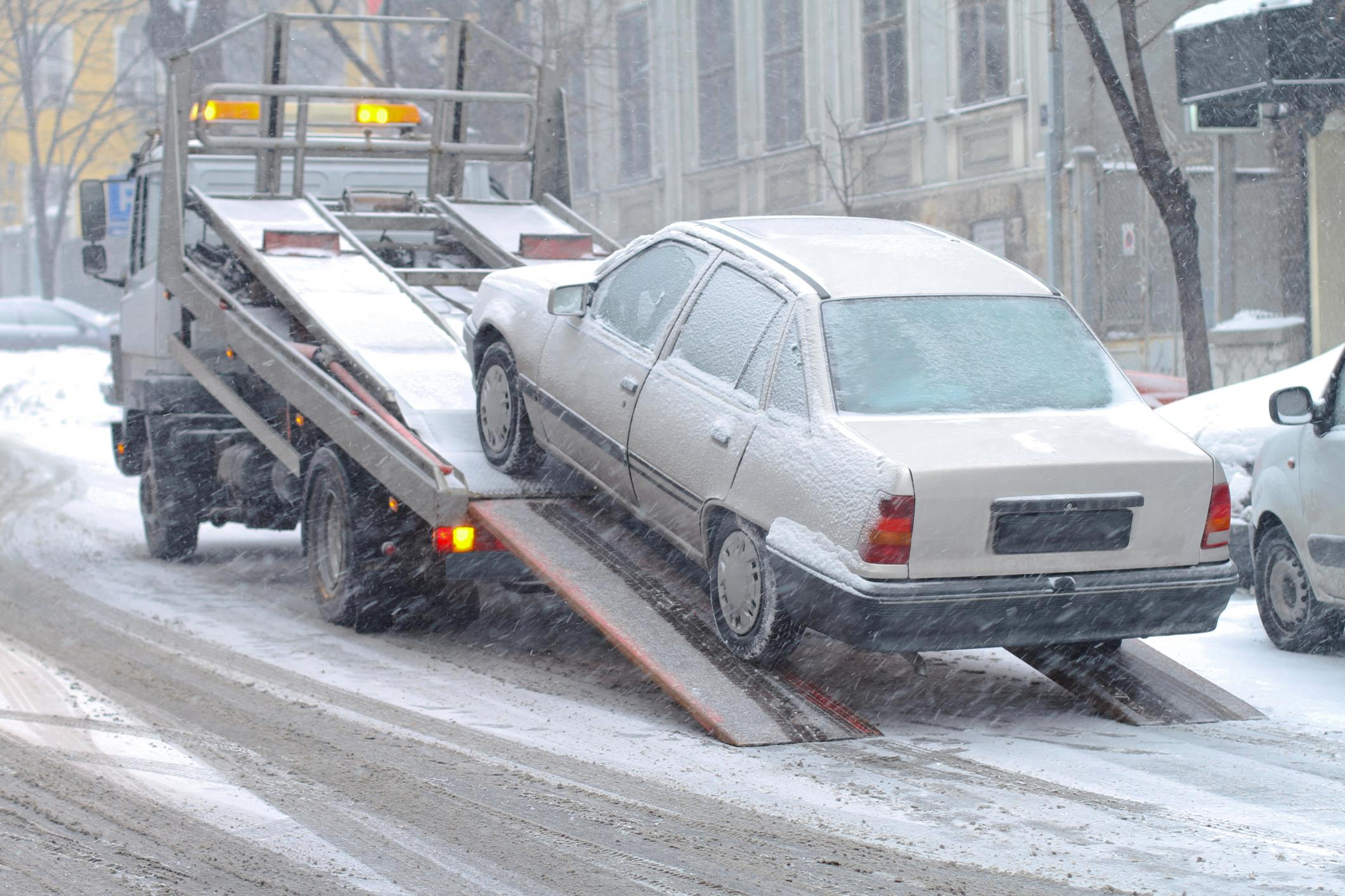 Concord Transmission Repair and Service - Towing 2