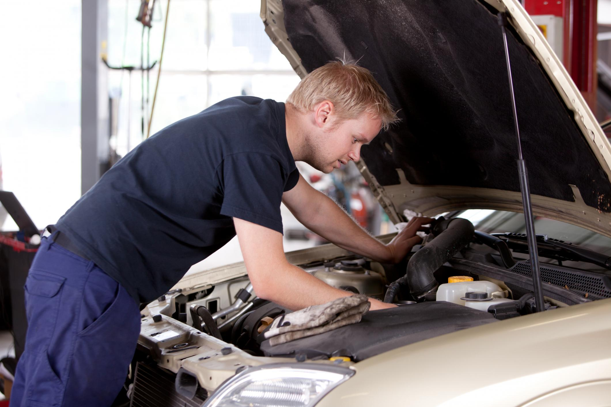 Concord Transmission Repair and Service - Transmission Service 2